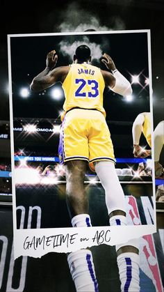 King Lebron, Lebron James, Nba Players, Basketball Players, Lakers Wallpaper, Magic Johnson, King James, Los Angeles Lakers, 4 Life