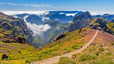 My hike through the hills in Madeira — with a white rum or two | Via The Times | 10/02/2018 A walking tour on the Portuguese island, off the coast of northwest Africa. #Portugal