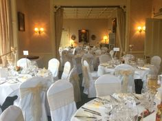 The Dining Room At Horsted Place