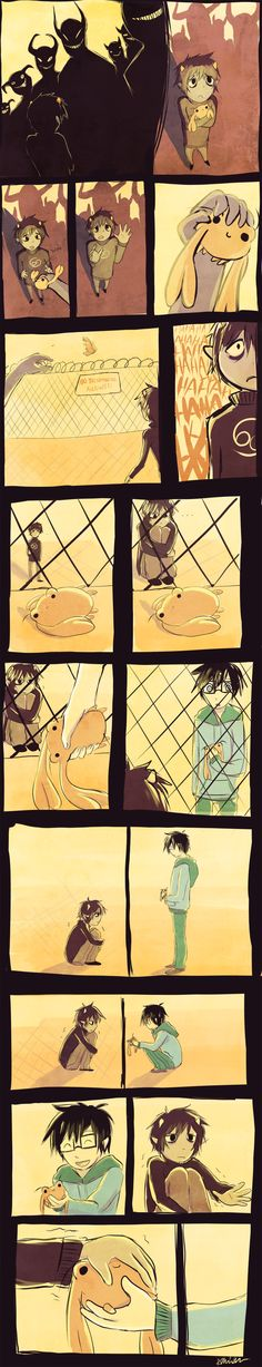 John Give the Crab back to KK by The-EverLasting-Ash Thi  reminds me of boy in the stripped pyjamas