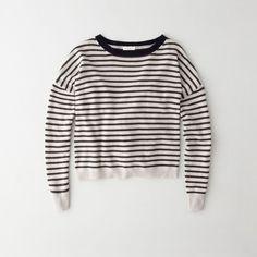 Demy Lee Striped Alexa Cashmere Sweater