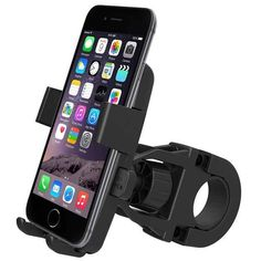 A universal bike mount to improve your ride.