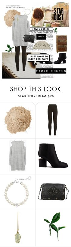"""Sticks and stones"" by zebralover-333 ❤ liked on Polyvore featuring May Lindstrom, Ryan Roche, Zara, Alexander Wang, Thomas Sabo, Old Trend, Effy Jewelry and Percival"