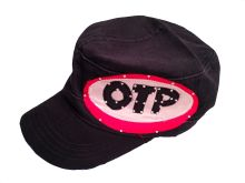 OTP custom made hat by Sweet Designs by Maryum