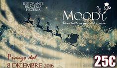 Pranzo Dell'Immacolata Da Moody http://affariok.blogspot.it/