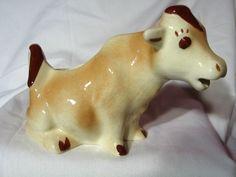 Rare Rio Hondo California Cow Creamer