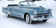 1949 Cadillac convertible   www.remarkablecars.com