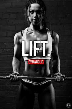Just lift  Lifting is one of the best thing that can happen to you.  http://www.gymaholic.co/workouts  #fit #fitness #fitblr #fitspo #motivation #gym #gymaholic #workouts #nutrition #supplements #muscles