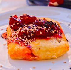 Greek Food - Saganaki