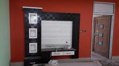 lcd panels The most beautiful lcd panels Tv Unit Furniture Design, Tv Unit Interior Design, Tv Unit Design, Tv Furniture, Tea Table Design, Dressing Table Design, Tv Unit Decor, Tv Wall Decor, Living Room Partition Design