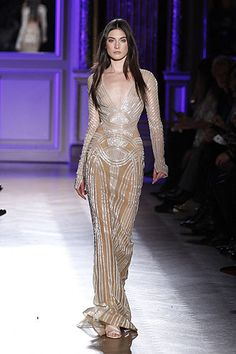 gown by Zuhair Murad