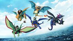 Vikings: Trainers of Dragons & Dragon-type Pokemon! :)