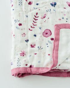Fairy Garden Deluxe Muslin Quilt e3292f156bb02
