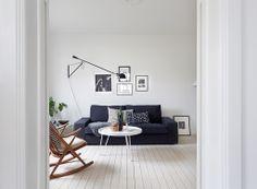 Via de blog van From Scandinavia with love kwam ik terecht op de website van de Zweedse makelaar Alvhem, een schatkist vol juweeltjes van huizen en inspiratiebeelden.