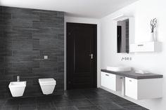 A beautiful modern bathroom. Florim available at Sunderlands. #sunderlandstyle #bathroom