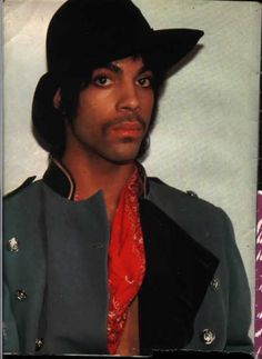 """Prince: """"The New King"""" -> Danish Prince """"Rockposter Special"""" from 1985 (26 Pics / Scans)"""