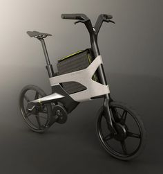 Concept bikes from the Peugeot Design Lab