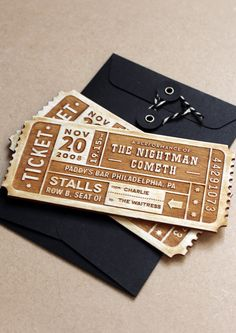 wood ticket