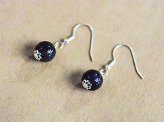 Boucles d'oreilles  Améthyst par Xusflu sur Etsy Drop Earrings, Etsy, Jewelry, Fashion, Ears, Unique Jewelry, Boucle D'oreille, Locs, Moda