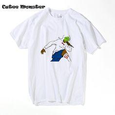 Ofwgkta Odd Future T-Shirt Men 2017 New Fashion Fuck A Mask Tees Hip Hop Singer 3D Printed T Shirt Clothing 3XL