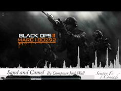 Black Ops II - Sand and Camel