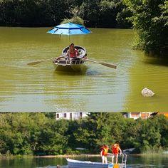 Small boat - Aluminium fishing boat - Welded aluminium boat - Light dinghy boat - Tender boat - work boat - light boat