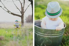 9 month old baby boy outdoor photo session by At Play Photo Old Photography, Children Photography, Love Pictures, Baby Pictures, Outdoor Baby Photos, Picture Ideas, Photo Ideas, 9 Month Old Baby, Toddler Photos