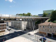 Gallery of Léon Blum Viaduct Bridge / RFR - 6