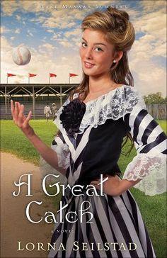 A Book Lover's Retreat: Review: A Great Catch by Lorna Seilstad  http://abookloversretreat.blogspot.com/2013/06/review-great-catch-by-lorna-seilstad.html