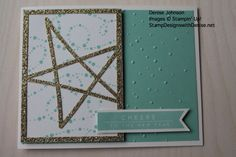 Stampin' Up! Hello December 2015 Project Life, New Years Card