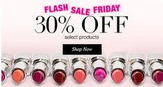 Today ONLY! Flash Sale Friday! Check out all the amazing products that are 30% off on my eStore: www.youravon.com/yourladyshalin. Have an amazing weekend, friends. #avon #sale #friday #weekend #flashsale #shop #makeup #beauty #fashion #perfume #purse #bags #shoes #skincare #bathandbody