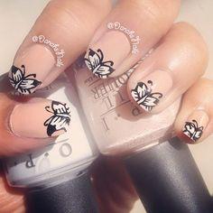 Instagram photo by danahsnails #nail #nails #nailart