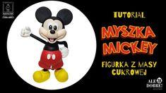 Krem miętowy z mascarpone na trzy różne sposoby | AkademiaTortu.pl Mickey Mouse, Disney Characters, Fictional Characters, Mascarpone, Fantasy Characters, Baby Mouse