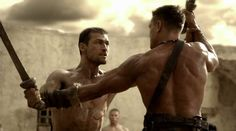 Fighting Crixus The Undefeated Gaul
