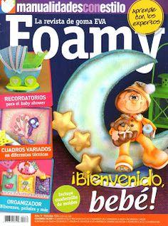 Revistas de manualidades con estilo nº 134