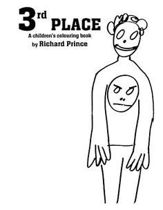 Richard Prince - 3rd Place Coloring Book