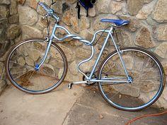 Ah, now that's better!    Art Bike I by Telstar Logistics