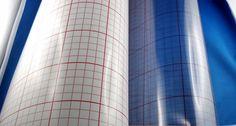 Aslan Lampenschirmfolie transparent 0,3 mm
