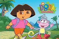 When I was five I used to watch this show constantly. I had Dora everything like my whole bedroom was Dora. I loved when swiper came and they had to defend him off that was my favorite part.