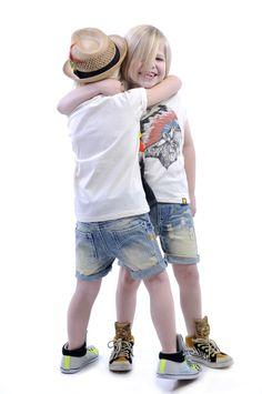 Brotherly love | Rock Your Kid summer 2014 available at http://portal108.com.au/collections/rock-your-baby