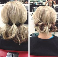 21 Bobby Pin Hairstyles You Can Do In Minutes Good and easy tricks! 21 Bobby Pin Hairstyles You Can Do In Minutes Good and easy tricks! The post 21 Bobby Pin Hairstyles You Can Do In Minutes Good and easy tricks! appeared first on Toddlers Ideas. Lazy Day Hairstyles, Bobby Pin Hairstyles, Pretty Hairstyles, Hairstyles Haircuts, Wedding Hairstyles, Natural Hairstyles, Short Haircuts, Short Hair Ponytail Hairstyles, Everyday Hairstyles