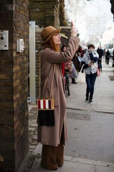On the Street…Just off Piazza Oberdan, Milan | The Sartorialist | Bloglovin'