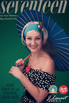 October - Breast Cancer - kampania przeciwko rakowi piersi.  Portal E-Vintage.pl wspólnie z fundacją Rak'n'Roll.