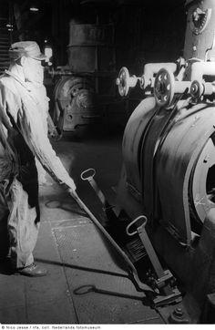 Briketfabriek van Oranje Nassau Mijn I, Heerlen (1952-1953)