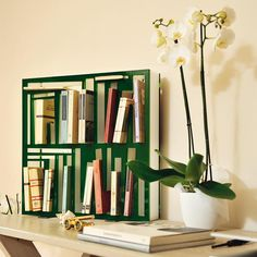 Bookshape, Davide Radaelli, Lettera G #shelves #home #organisation #storage