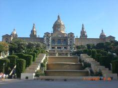 A castle in Spain
