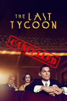 #TheLastTycoon : Another #Fitzgerald -Centric Project Canceled by #Amazon !