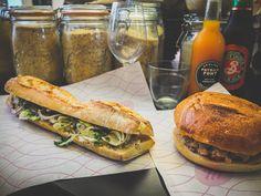 Incredible sandwiches - L'épicerie du verre volé - Paris