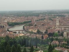 Verona from above....1