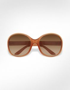 Prada Round Plastic Sunglasses! im gonna get them!!!! $286?!?! I can go to the 99 cents store instead lol